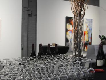 Barsky Gallery / Private Art & Wine Event